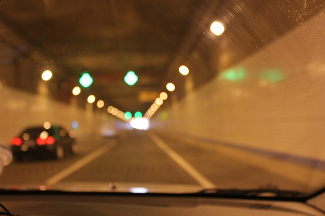 tunel na silnici