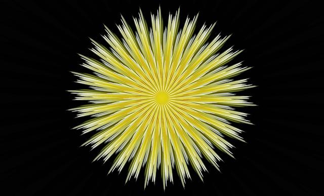 Detail na žltý kvet na čiernom pozadí.jpg