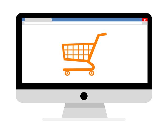 Monitor a nákupný košík, ilustrované.png
