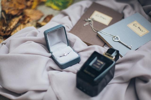 šperk v krabičke